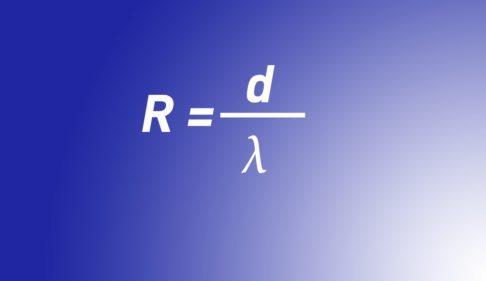Wärmedurchlasswiderstand R