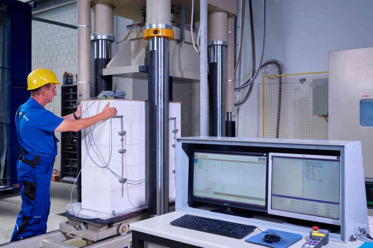 Xella Technologie und Forschungs 4
