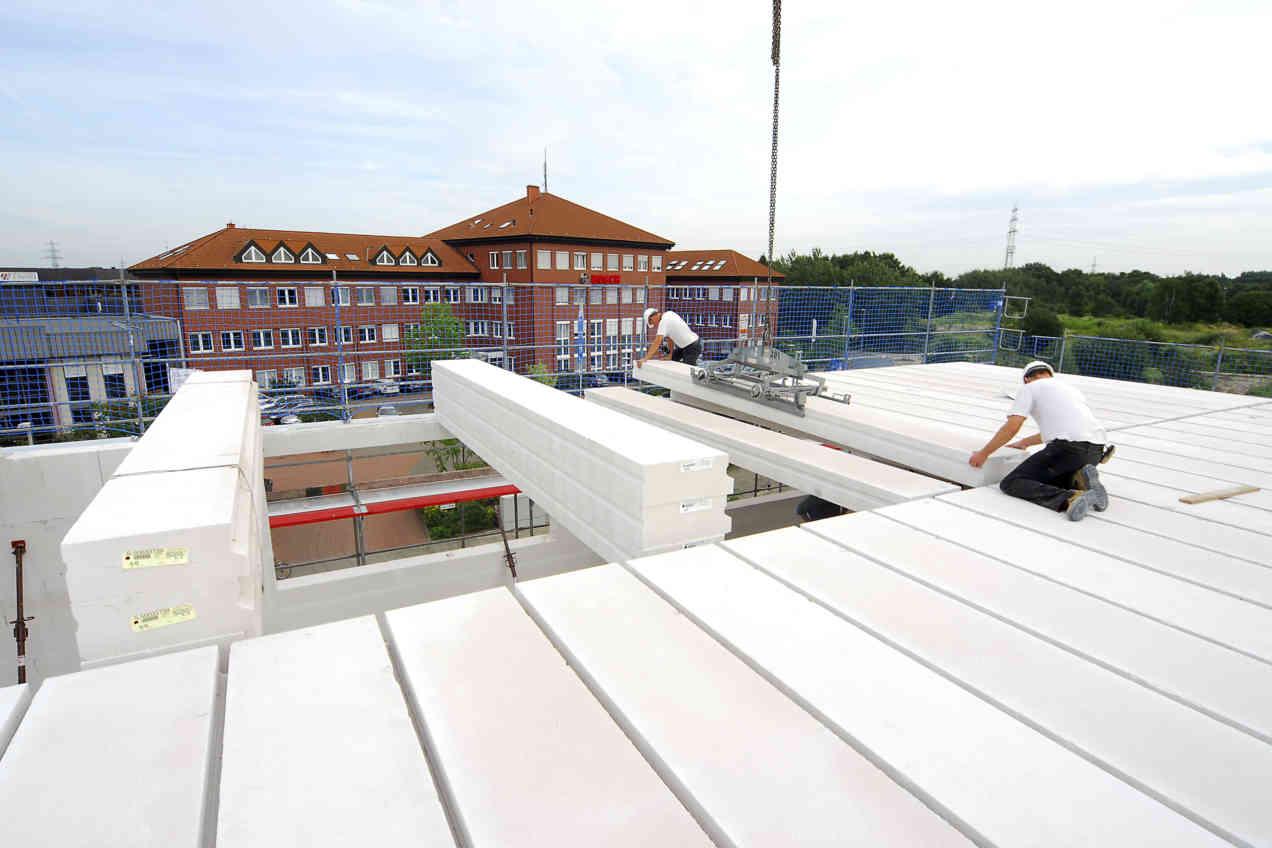 Xella Ytong Baustelle Alcontas Hannover 7821 High Res