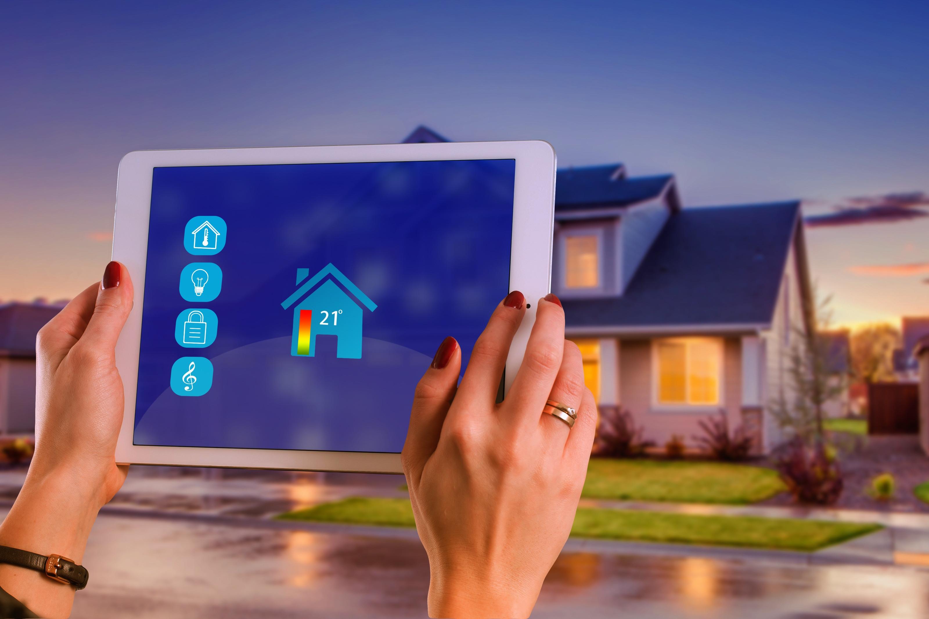 Smart home 3920905