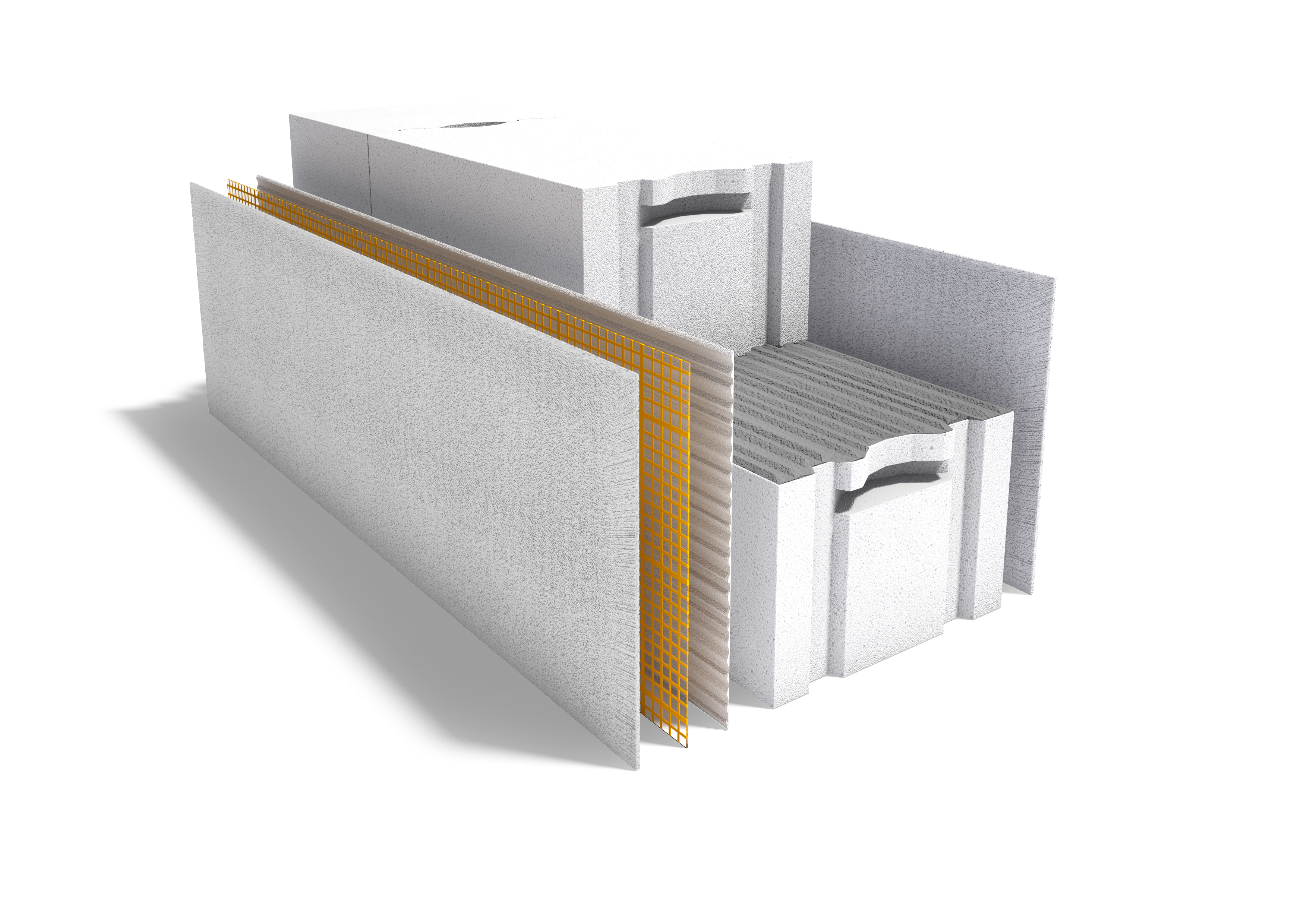 Ytong thermobloc monolithic
