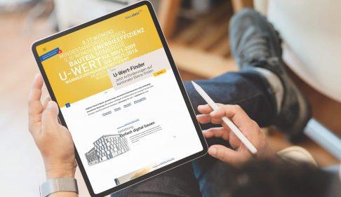 Xella U-Wert-Finder für die Schweiz